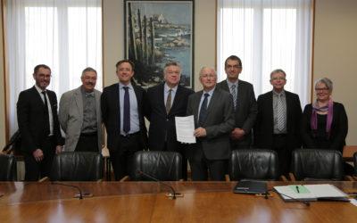 Convention de partenariat avec Enedis sur les informations de réseau électrique