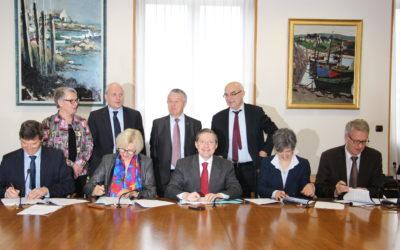 Création et signature des statuts de la SEM West Energies