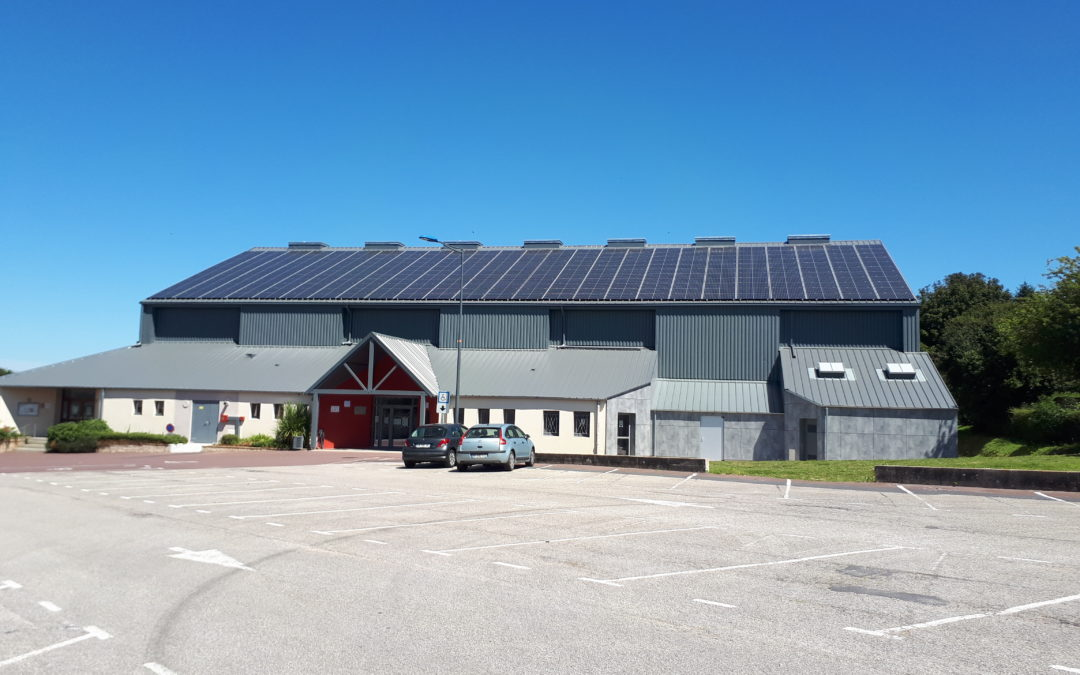West Energies met en service une installation photovoltaïque à La Haye